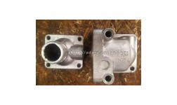 Корпус термостата под ТС-107 (МТЗ, Д-245) верхняя крышка 245-1306025 + нижний корпус 245-1306021
