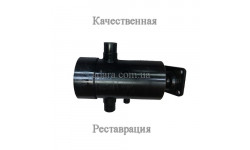 Гидроцилиндр КАМАЗ 45142 3-х сторонняя разгрузка с цапфами, 6-ти штоковый (реставрированный)