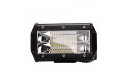 Фара LED дополнительная 24W, 24 лампы, широкий луч <ДК>