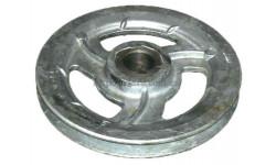 Шкив ротора вентилятора, измельчителя Алюминий