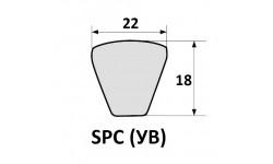 Ремень УВ-2240 EXCELLENT