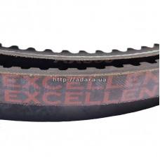 Ремень В(Б)-1250 EXCELLENT зубчатый