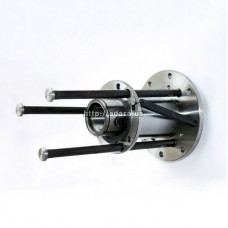 Ступица шкива отбойного битера ДОН-1500Б (без шпонки и болтов)