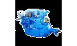 Силовая установка комбайна Нива