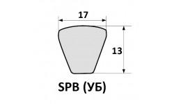 Ремень УБ-1800 (Есть варианты)