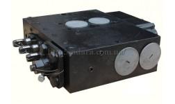Гидрораспределитель Р-100 экскаваторов ЭО-2621, ЭО-2628 правый (2 слива)