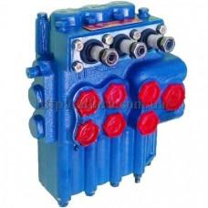 ГидрораспределительР80 - 3/4-222 для тракторов МТЗ, Т-150, ДТ-75 с регулятором пахоты
