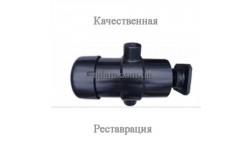 Гидроцилиндр подъема кузова ЗИЛс цапфами 5-ти штоковый реставрированный