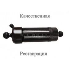 Гидроцилиндр подъема кузова ГАЗ3-х штоковый с шарами реставрированный