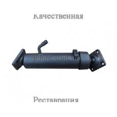 Гидроцилиндр подъема кузова КамАЗ 3-х штоковый ( Прицеп ) Реставрация