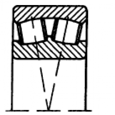 Подшипник 53612 (22312 CW33C3)