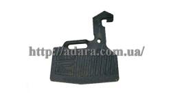 Груз 1521-4235011-А передний (противовес) 40 кг