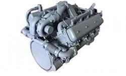 Двигатель, охлаждение, очистка К-700