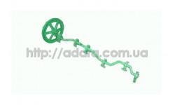 Вал 10Б.01.38.380 коленчатый соломотряса ведущий диаметр 40 мм