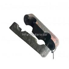 Щека подвески раздельная (комплект - 2шт) 55-20071А на Нива СК-5М