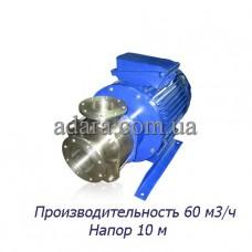 Насос ЦНС 60-10 центробежный секционный (ЦНС-60/10) пищевая нержавеющая сталь