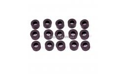 Втулка резиновая 44-00241 (Дон, Нива, Акрос, Вектор) комплект 15шт