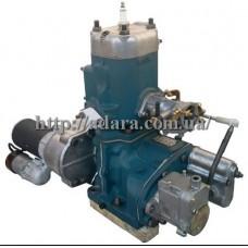 Пусковой двигатель ПД-10 (МТЗ, ЮМЗ, Нива, ДТ-75) полный комплект (под новый)