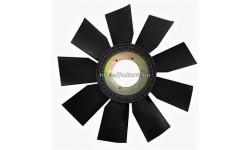 Вентилятор 740-1308012-01 КАМАЗ (пластик) d=600 мм