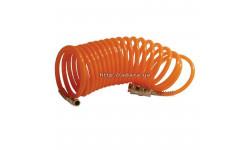 Шланг РТ-1703 подкачки воздуха 5 м (Оранжевый)