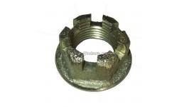Гайка 70-4605316 пальца ЦС-50 М24х2 (корончатая)