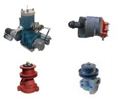 Новые разделы Водяные насосы и Пусковые двигатели (ПД)