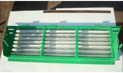 Удлинитель верхнего решета обычное комбайна Нива СК-5М