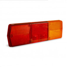 Стекло фонаря заднего Ф-403 (КамАЗ, ГАЗ, МАЗ)