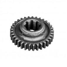 Шестерня раздатки 151.37.311-2Б (СМД-60, Т-150) приводного вала (ведомая) (пр-во ХТЗ)