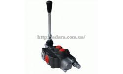 Гидрораспределитель 1P80 GKZ1 односекционный новый, расход 80 л/мин