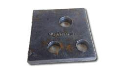 Проставка ОПД-1295-2505 под колено РМ-80